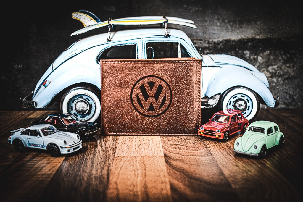 Classic car wallets