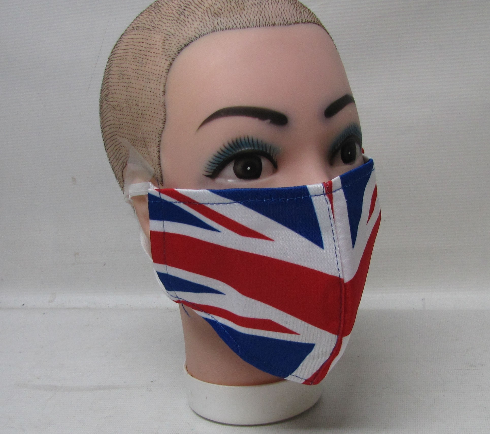 Union Flag Face Mask Cotton (washable)