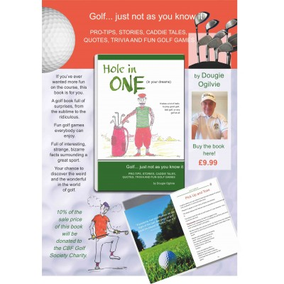 Hole in One Golf Book