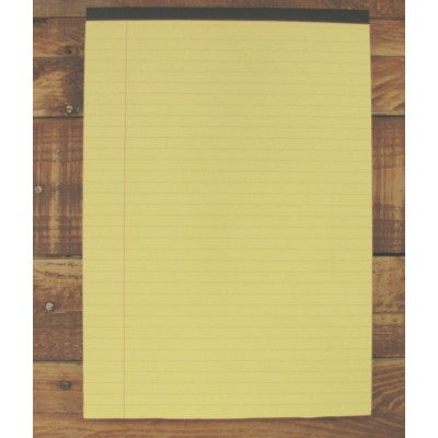 3 X REPLACEMENT A4 Executive lined writing pads